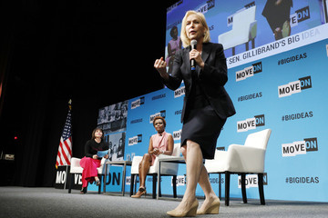 Kirsten Gillibrand MoveOn Big Ideas Presidential Forum