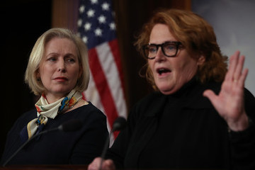 Kirsten Gillibrand Senate Democrats Introduce Legislation for Paid Family and Medical Leave