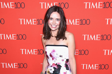Kirsten Green 2017 Time 100 Gala - Red Carpet
