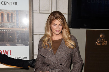 Kirstie Alley 'Constellations' Broadway Opening Night