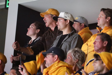 Kix Brooks Celebrities Attend The 2017 NHL Stanley Cup Final - Game Four