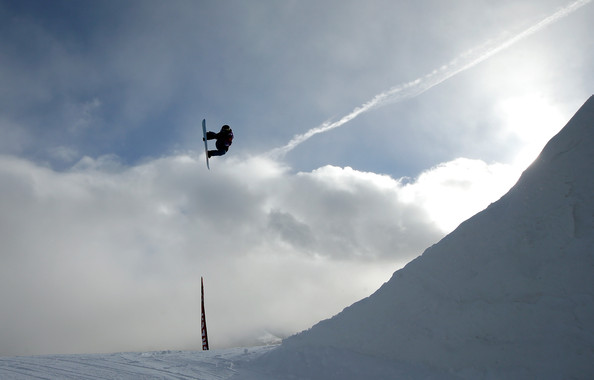 US Snowboarding and Freeskiing Grand Prix: Day 2