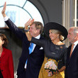 Klaus Jensen King Willem-Alexander And Queen Maxima Of The Netherlands Visit Germany