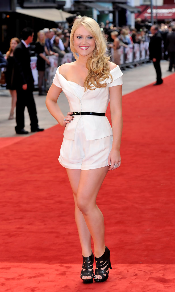 Camilla Kerslake In Knight And Day Uk Film Premiere Red Carpet Arrivals Zimbio