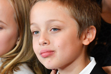 Knox Jolie-Pitt 'First They Killed My Father' New York Premiere