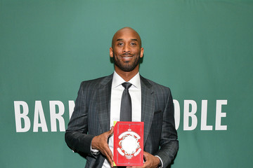 Kobe Bryant Kobe Bryant Signs Copies Of His First Book 'The Mamba Mentality: How I Play'