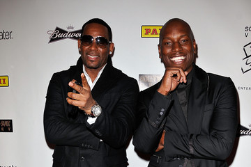 R. Kelly Tyrese Gibson Kobe Bryant Hand And Footprint Ceremony After Party At Boulevard 3