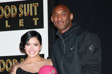 Natalia Diamante Bryant Kobe Bryant Hand And Footprint Ceremony At Grauman's Chinese Theater