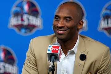 Kobe Bryant NBA All-Star Press Conferences-Media Availabilty 2014