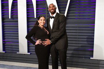 Kobe Bryant Vanessa Bryant 2019 Getty Entertainment - Social Ready Content