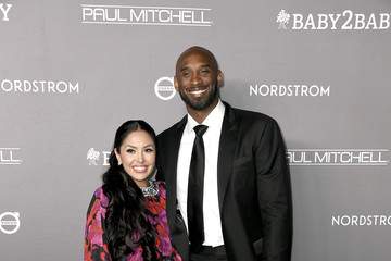 Kobe Bryant Vanessa Bryant 2019 Baby2Baby Gala Presented By Paul Mitchell - Arrivals