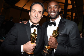 Kobe Bryant 90th Annual Academy Awards - Governors Ball