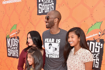Kobe Bryant Nickelodeon Kids' Choice Sports Awards 2016 - Red Carpet