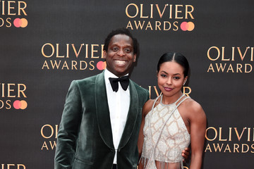 Kobna Holdbrook-Smith The Olivier Awards 2019 With MasterCard - Red Carpet Arrivals