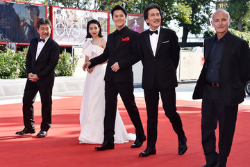 Koji Yakusho 'The Third Murder (Sandome No Satsujin)' Premiere  - 74th Venice Film Festival