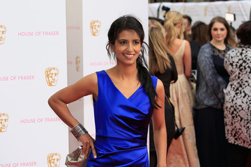 Konnie Huq House of Fraser British Academy Television Awards - Red Carpet Arrivals
