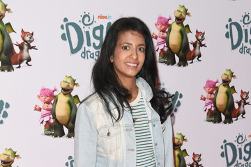 Konnie Huq World Premiere of Nick Jr.'s 'Digby Dragon'