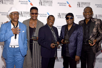 Kool & The Gang Songwriters Hall Of Fame 49th Annual Induction And Awards Dinner - Backstage