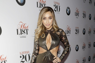 Korrina Rico Latina's 20th Anniversary Celebrating the Hollywood Hot List Honorees