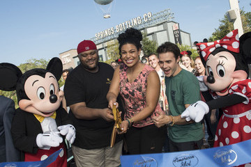 Kris Allen 'American Idol' Kicks Off Auditions at Walt Disney World