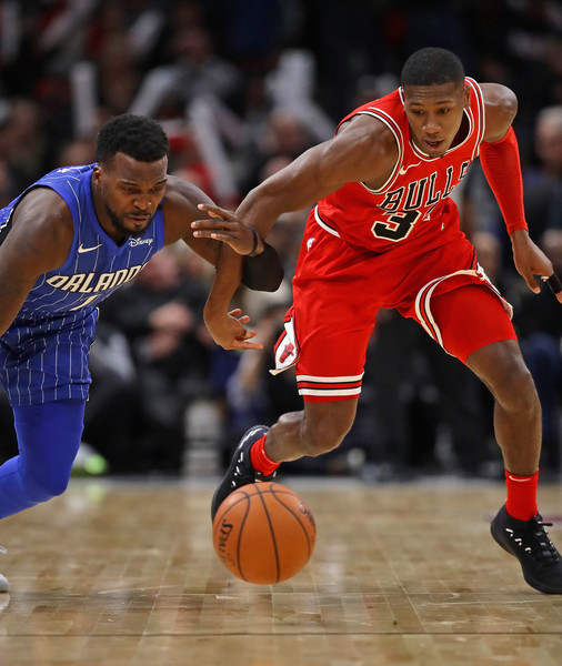 Orlando Magic v Chicago Bulls