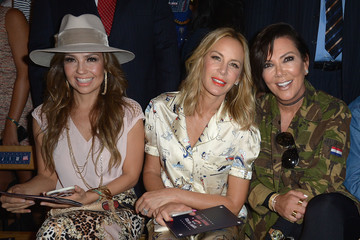 Kris Jenner #TOMMYNOW Women's Runway Show Fall 2016 - Front Row & Atmosphere