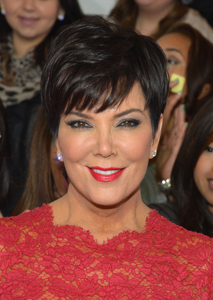 Short prom hairstyles zimbio - Image Search Kris Jenner Hairstyle Pictures To Pin On Pinterest