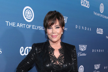 Kris Jenner 2019 Getty Entertainment - Social Ready Content