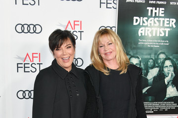 Kris Jenner AFI FEST 2017 Presented by Audi - Screening of 'The Disaster Artist' - Arrivals