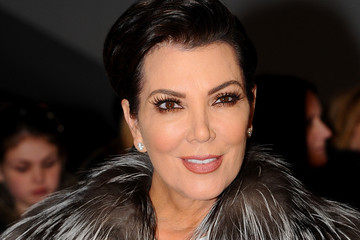 Kris Jenner Arrivals at the National Television Awards