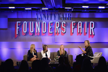 Krista Smith Vanity Fair's Founders Fair