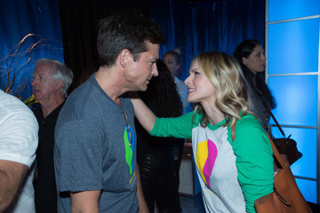Kristen Bell ABC's Coverage of the Entertainment Industry Foundation's 'Think It Up'