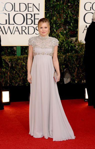 Kristen Bell - 70th Annual Golden Globe Awards - Arrivals