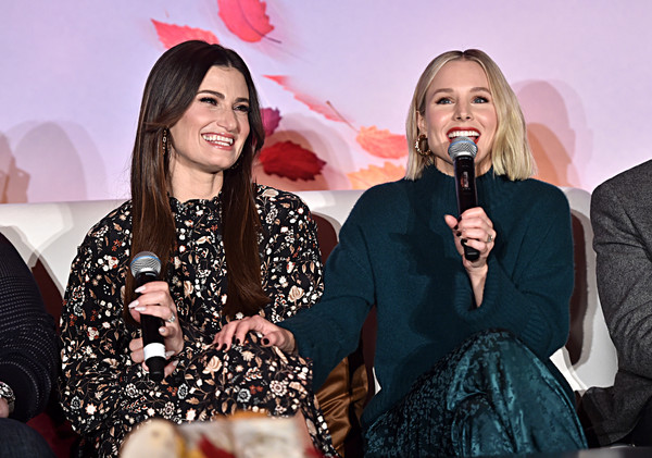 'Frozen 2' Global Press Conference