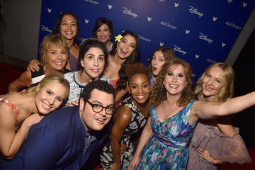 Kristen Bell Josh Gad US Entertainment Best Pictures of the Day -July 14 2017