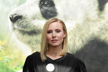 Kristen Bell Premiere Of Warner Bros. Pictures And IMAX Entertainment's 'Pandas' - Arrivals