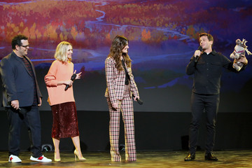 Kristen Bell Disney Studios Showcase Presentation At D23 Expo, Saturday August 24