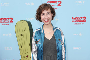 "Kristen Schaal Premiere Of Columbia Pictures And Sony Pictures Animation's ""Cloudy With A Chance Of Meatballs 2"" - Arrivals"