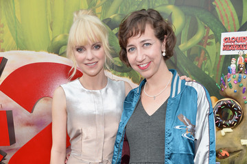 Kristen Schaal 'Cloudy with a Chance of Meatballs 2' Premieres in Westwood