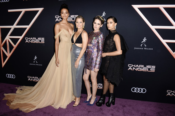 Audi Arrives At The World Premiere Of 'Charlie's Angels'