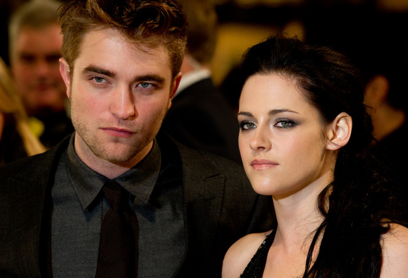 Kristen Stewart Robert Pattinson, Kristen Stewart attend the UK premiere of The Twilight Saga: Breaking Dawn Part 1 at Westfield Stratford City on November 16, 2011 in London, England.