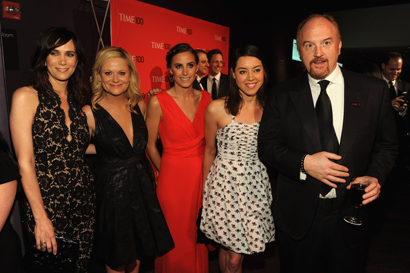 Are Louis CK & Pamela Adlon Dating in Real Life, as They Are on 'Louie ...