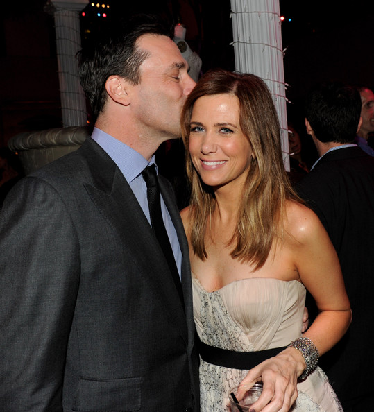Kristen Wiig And Jon Hamm Dating St louis native actor jon hamm