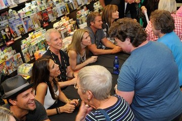 Kristian Alfonso Lauren Koslow 'Days of Our Lives' Book Tour Stops in Nashville