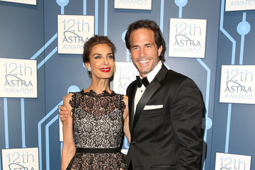 Kristian Alfonso Shawn Christian Arrivals at the 12th ASTRA Awards