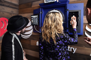 Kristian Bush 2018 iHeartCountry Festival By AT&T - Backstage