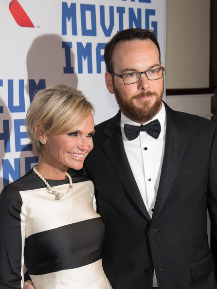 Museum of the Moving Image Honors Kevin Spacey [museum of the moving image,suit,premiere,formal wear,event,tuxedo,bow tie,carpet,facial hair,tie,fashion accessory,kevin spacey,kristin chenoweth,dana brunetti,new york city,l,museum of the moving image 28th annual salute honoring]
