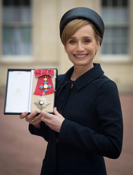 Investitures Held at Buckingham Palace