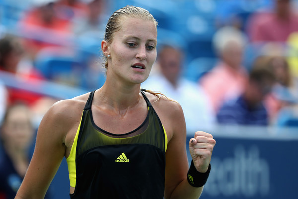 Kristina Mladenovic Keen To Learn From Her Mistakes Following Losing Streak