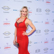 Kristina Rhianoff The Caudwell Children Butterfly Ball - Red Carpet Arrivals